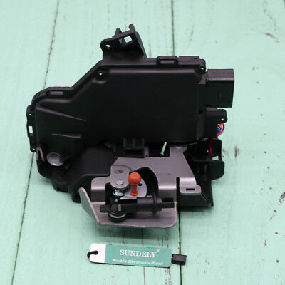 Uk Stock Uk For Audi A4 A6 4B/c5 Front Right Driver Side Door Lock Mechanism