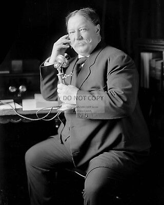William Howard Taft - 27Th President Of The United States - 8X10 Photo (Da-396)