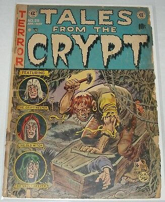 Tales From The Crypt #29 Comic Book