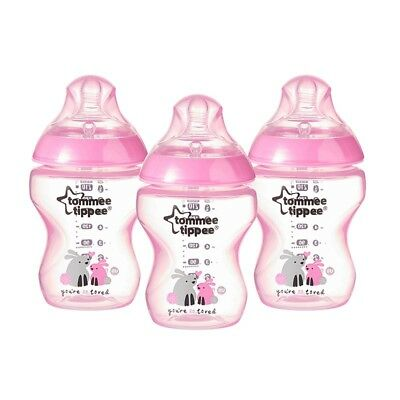 Tommee Tippee - Tommee Tippee Closer to Nature Pink Rabbit 0m+