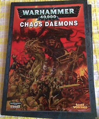 Chaos Daemons by Games Workshop (Paperback, 2008)
