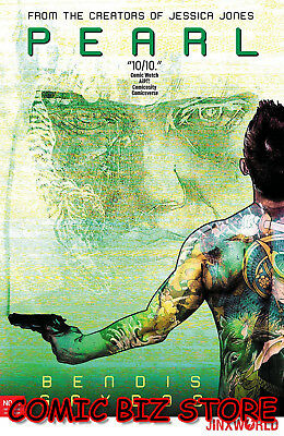 Pearl #4 (2018) 1St Printing Dc Comics Bagged & Boarded