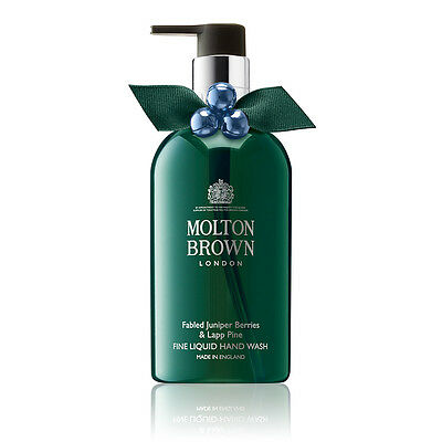 Molton Brown Fabled Juniper Berries & Lapp Pine Fine Liquid Hand Wash 300ml