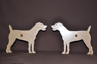 Dog Show Ribbon Wall Display Wooden Choice of Breed NEW Stained Choice