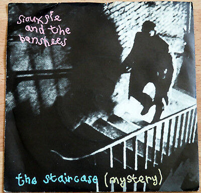 Siouxsie and the Banshees - The Staircase (mystery)  7'' EP