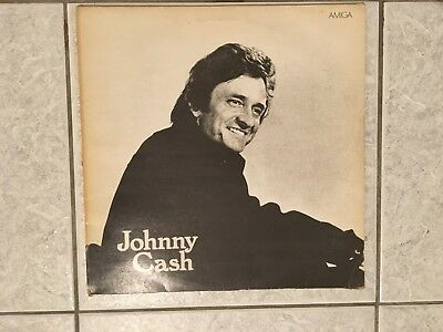 Johnny Cash  Ddr Amiga  Lp: Johnny Cash