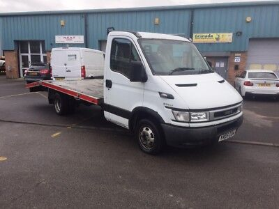 Iveco Daily Recovery Truck 2.3 Turbo Diesel 2005