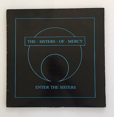 the sisters of mercy vinyl RARE!!! Enter The Sisters