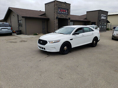Ford: Taurus Police Interceptor 2013 FORD TAURUS POLICE INTERCEPTOR AWD *EXCELLENT CONDITION*INSPECTED*