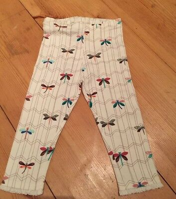 Next Brand New Girls Leggings 12-18 Months