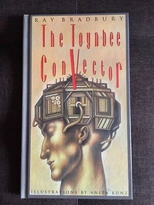 The Toynbee Convector By Ray Bradbury Hand Signed