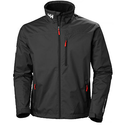 Helly Hansen Crew Mid Layer Veste - Noir