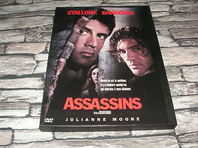 Assassins - Richard Donner  / Antonio Banderas Sylvester Stallone / Dvd