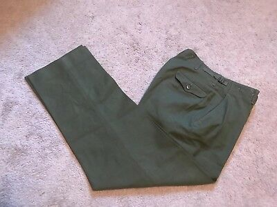 1951 US Olive Green Trousers Named