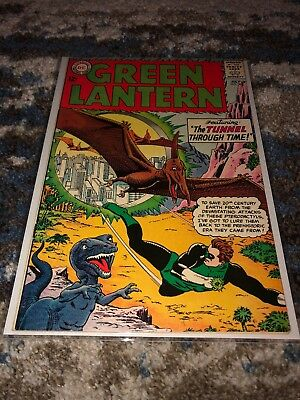 Green Lantern #30 (DC, 1964) 1st appearance of Katma Tui VF+ (8.5)