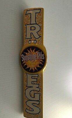 3 Sided Troegs Sunshine Pils Tap Handle(BT2)