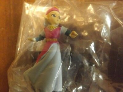 Princess Zelda Legend of Zelda Ocarina Time TOMY Gacha Buildable Figure FAST S&H