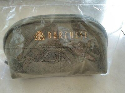 ~NEW~  Thai Airways TG BORGHESE Business Class Travel Amenity Kit- SEALED