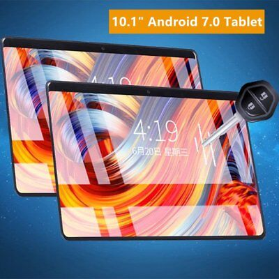 10.1'' Android 7.0 Tablet PC Octa Core Dual SIM 3G WIFI Unlocked 2+32GB Lot SW