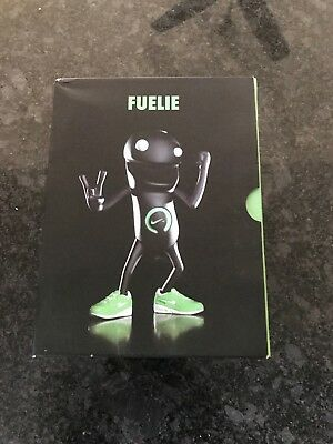 Nike + Plus FuelBand Fuelie Toy Art Figurine Collectible Air Max 90 Fuel New MIB