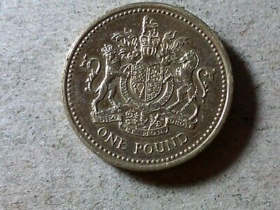Great Britain 1 pound 2008