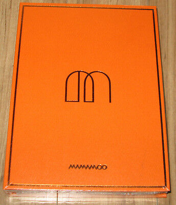 Mamamoo Melting 1St Album K-Pop Cd + Photo Card Sealed