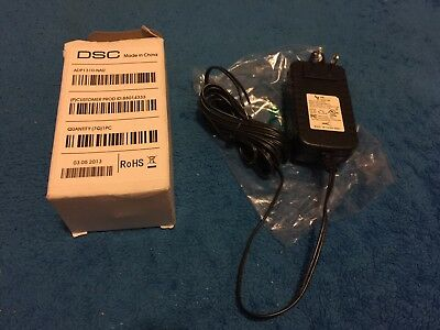 DSC ADP1310-NAU Wall Wart Power Supply 13.8VDC at 1 amp  NEW FreeShip