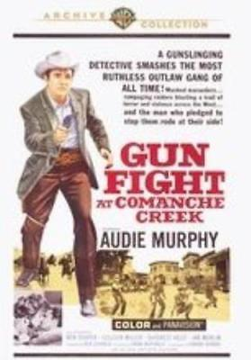 GUNFIGHT AT COMANCHE CREEK (MOD MONO WS) (Region 1 DVD,US Import,sealed)