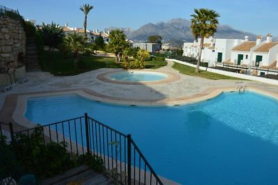 Costa Blanca Spain. Lovely Modern Holiday home to let in a Gorgeous location