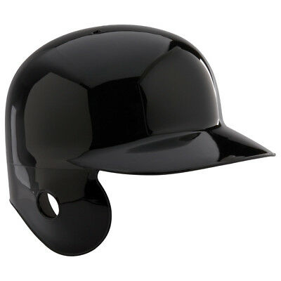 Rawlings Traditional Right Ear Single Flap Baseball Batting Helmet - Black