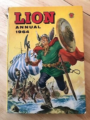 """LOOK"" Lion Annual 1964"