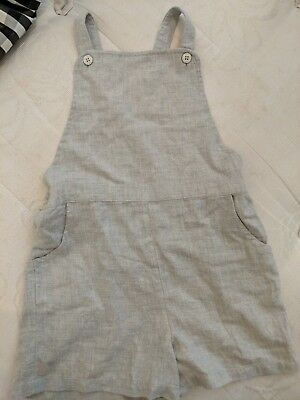Next Girls Tunic Style Playsuit / Shorts Age 3-4 Years Excellent Condition Age 3