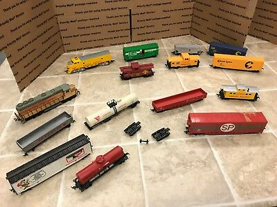Mixed Lot Used HO Trains Bachman Lifelike Life Like