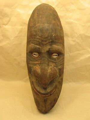 Vintage Papua New Guinea Kus Replacement Trophy Head