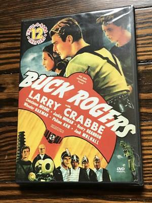 Buck Rogers (DVD) (NEW) - Buster Crabbe, Constance Moore, et al. Directed by: ..