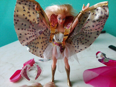 She-Ra Princess of Power She Ra Actionfigur Mattel vintage alt 80er