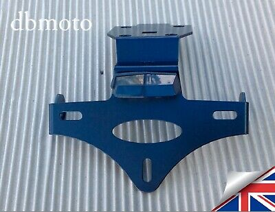 Suzuki GSX-S750 Tail Tidy.   2017 2018 2019. ...Fender Eliminator...