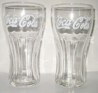 Verre COCA COLA:  Lot de 6  Bar Bistrot 25 cl COLLECTION EMAIL NEUF