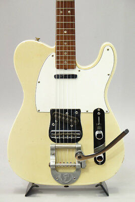 1968 Fender 1968 Telecaster w/Factory Bigsby Electric Guitars Original Pick Up