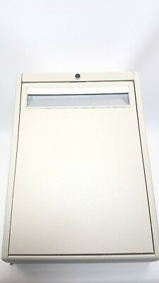 Carstens Half-A-Roo ™ Medical Locking Cabinet  Almond Color New Cat. 6652-00