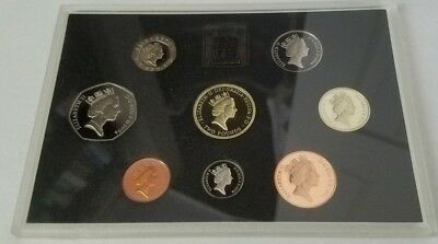 1994 United Kingdom Proof Coin Set Collection: 1 Penny - £2 Pound Royal Mint