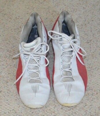 ... cheapest nike shox bb4 og ds white varsity red 830218 101 20007vince  carter size 16 us 671f53938