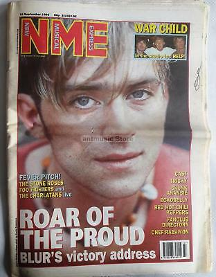 Blur The Stone Roses Foo Fighters Red Hot Chilli Peppers Nme -  UK