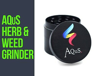 Herb Grinder, 1.6-inch Tobacco Spice Herb Grinder with 4 Layers, Sharp Grinding