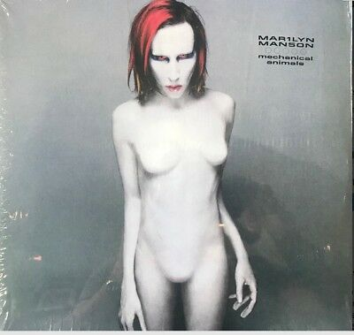 Marilyn Manson - Mechanical Animals - 2 Lp