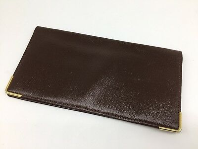 Leathersmith of London Vintage Brown Real Leather Wallet