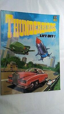 Thunderbirds In Space Comic Album Issue 4 from Ravette Books 1992 Collectible