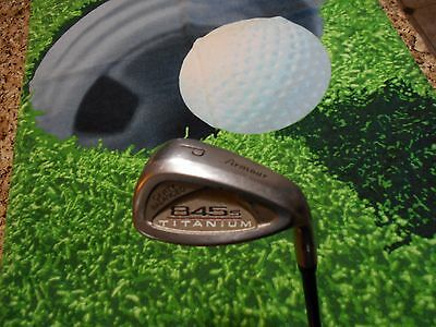 """Tommy Armour 845s Titanium Pitching Wedge PW Wedge S-flex Graphite Shaft 36.5"""""""