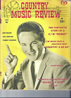 Vintage 1965 Country Music Review Story Of Nudie + Roger Miller + Many Stars
