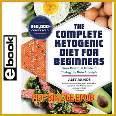 Ketogenic Diet for Beginners by Rockridge Press Staff and Amy Ramos